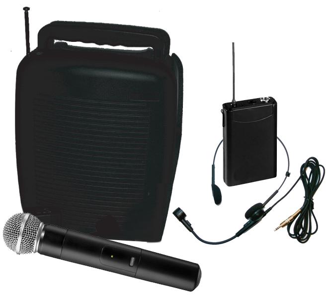 Portable DJ Sound System